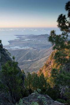 #CanaryIslands #Grancanaria Photo Tamadaba's Landscape by Alejo A. Flórez-Estrada Fernández on 500px