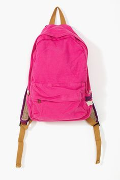Trip Out Backpack in Pink