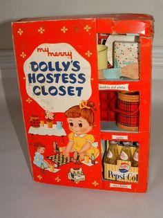 My Merry Dolly's Hostess Closet