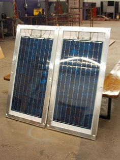 how to make a solar cell from scratch