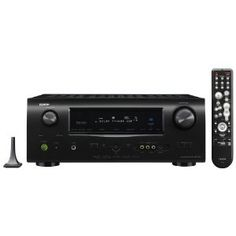 Denon AVR1910 7.1-Channel Multi-Zone Home Theater Receiver with 1080p HDMI Connectivity (Electronics) home theaters, stereo compon, denon, theater receiv, connect electron, homes, 1080p hdmi, 71channel multizon, hdmi connect