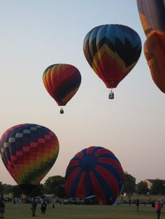 Courtesy of Plano Balloon Festival 2012