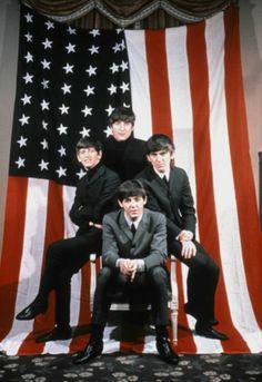 Beatles Invade New York in 1964  (Slideshow)