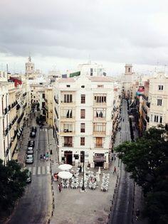 Plaza de Sorrano, Valencia