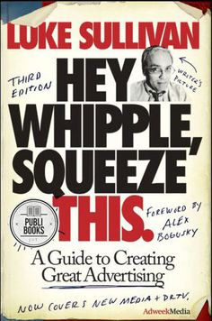 Hey Whipple, Squeeze This #publibooks