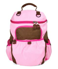 This is so cute!! 50% off too! My First Backpack by One Step Ahead on #zulily today! #backpack