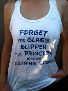 I wouldn't want it to say runner shoes. I would want it to say DC's