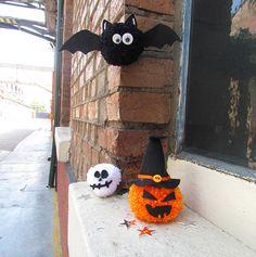 Caveirinha de pompom #receita #halloween