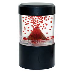 Smarthome.com: Fascinations NATFM Nature's Fire Mini Volcano