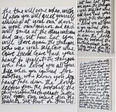 Walcott`s poetry Essay