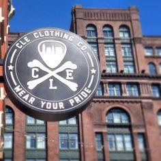 Cleveland clothing company