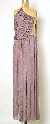 halston 1978 silk dress