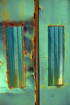 Rusty door #rusty #door #rust