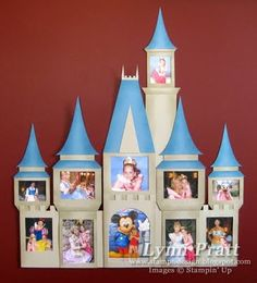 DIY Castle Frame.