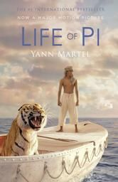 Life of Pi - by Yann Martel - Life of Pi is a masterful and utterly original novel that is at once the story of a young castaway who faces immeasurable hardships on the high seas, and a meditation on religion, faith, art and life that is as witty as it is profound. #Kobo #eBook #CanLit