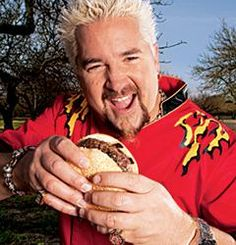 Killer Inside-Out Burger by Guy Fieri