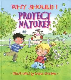 Perfect book to celebrate Earth Day and teach your little ones about the importance of nature!