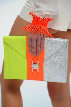 neon #Neo #neon #fluo #outfit #tenue #fashion #mode