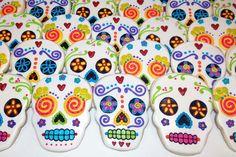 10 Sweet Ways to Eat a Skull #Halloween #Dayofthe Dead