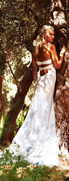 Amanda Wakeley Morocco Lookbook Wedding Dress http://bridal.amandawakeley.com/morocco.html