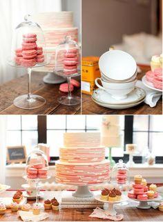 beautiful dessert buffet ideas.