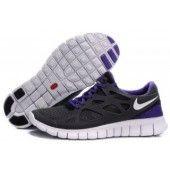Nike Free Run 2 gray purple