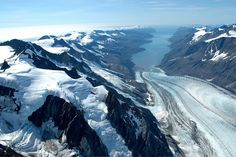McCarty Glacier - Kenai Fjords National Park