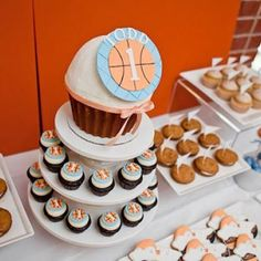 Basketball Themed Party