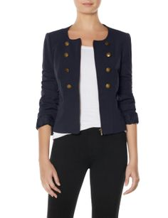 OBR Double Breasted Jacket | Women's Jackets & Blazers | THE LIMITED