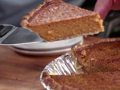 From Scratch Pumpkin Pie Recipe : Nancy Fuller : Food Network