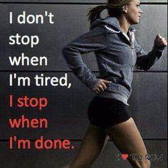 My Half Marathon Motivation <3