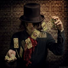 Want to see a magic trick?