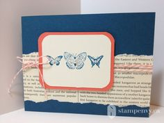 www.stampenvy.ca, stampin up, kindness matters, first edition
