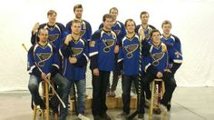 2014 St. Louis Blues Olympians!