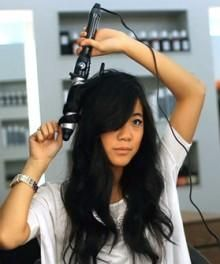 Master using your curling iron in 3 easy steps