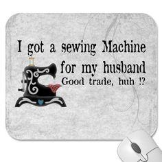 HaHa! Good Trade Mouse Mat