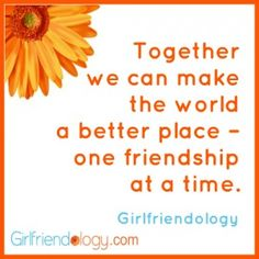 About Girlfriendology, Online Community for Women based on Female Friendship   We work with National Brands to be 'GIRLFRIEND RECOMMENDED'