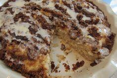 Gluten Free Cinnamon Coffee Cake | Gluten Free Recipes|Bread Gluten Free|Gluten Free Diet|Gluten Intolerance|Gluten Free Cookies|