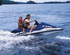 Jet Ski & Outboard Boat Rentals
