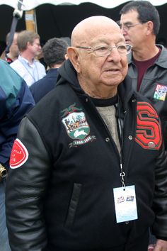 Muhammed Ali's former trainer Angelo Dundee who sadly passed away on February 1, 2012.