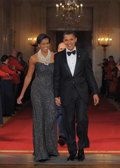 President & First Lady Obama