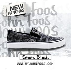 #JohnFoos Stone Blac