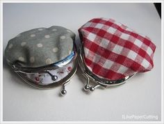 Link to tutorial for coin purse
