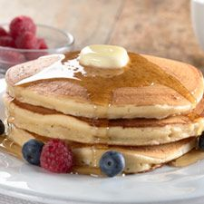 the simple perfect pancake