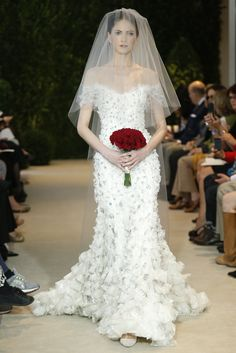 Carolina Herrera Bridal Spring 2014