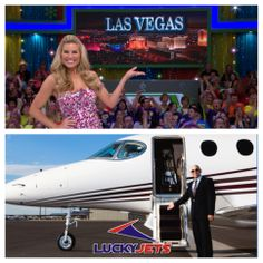 YOU AND A GUEST WILL FLY ROUNDTRIP ON A PRIVATE JET FROM THE LOS ANGELES AREA TO LAS VEGAS, NEVADA. THIS TRUE V.I.P EXPERIENCE  PROVIDES YOU WITH ALL THE EXCLUSIVE PERKS OF PRIVATE JET TRAVEL. FROM LUCKY JETS…. THE SMART WAY TO FLY PRIVATE. #PriceIsRight #LuxuryTravel #PrivateJet #Vegas
