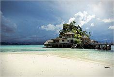 Indonesian resort.... beauty!