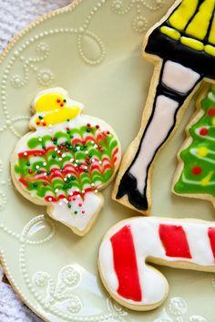 Sugar Cookie Icing by foodiebride, via Flickr