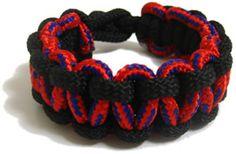 bracelet instruct, paracord bracelets, para cord, gift ideas, camping survival