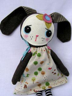 Bobbi the lost Bunny.